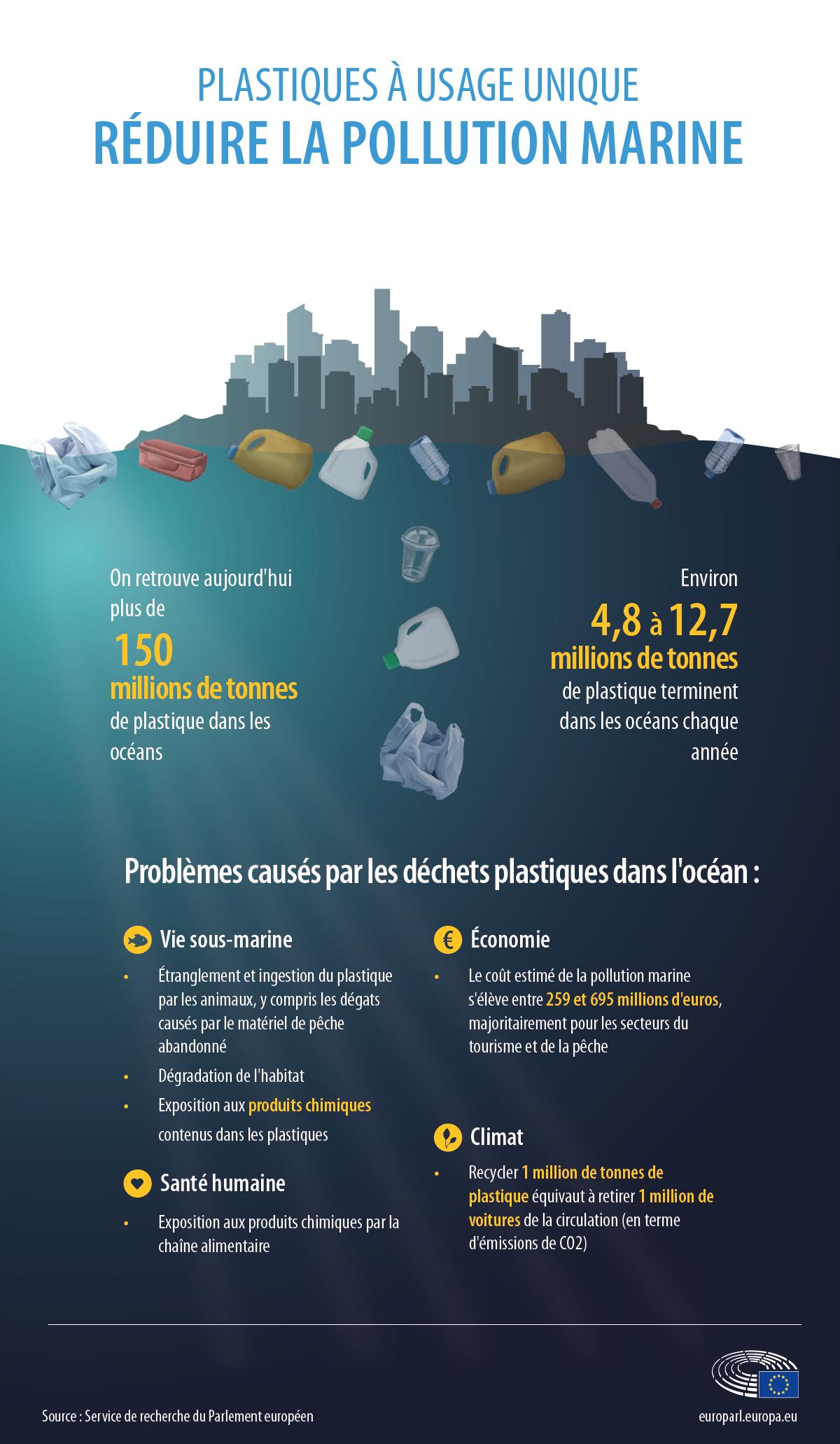 Quelles sont les causes de la pollution environnementale?