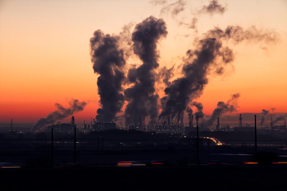 Quand a commencé la pollution ?