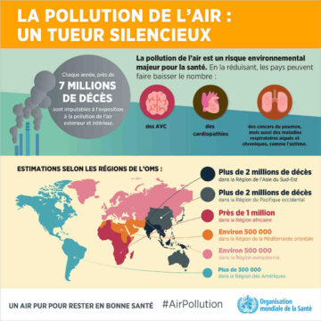 Quelle est la plus grande cause de pollution ?