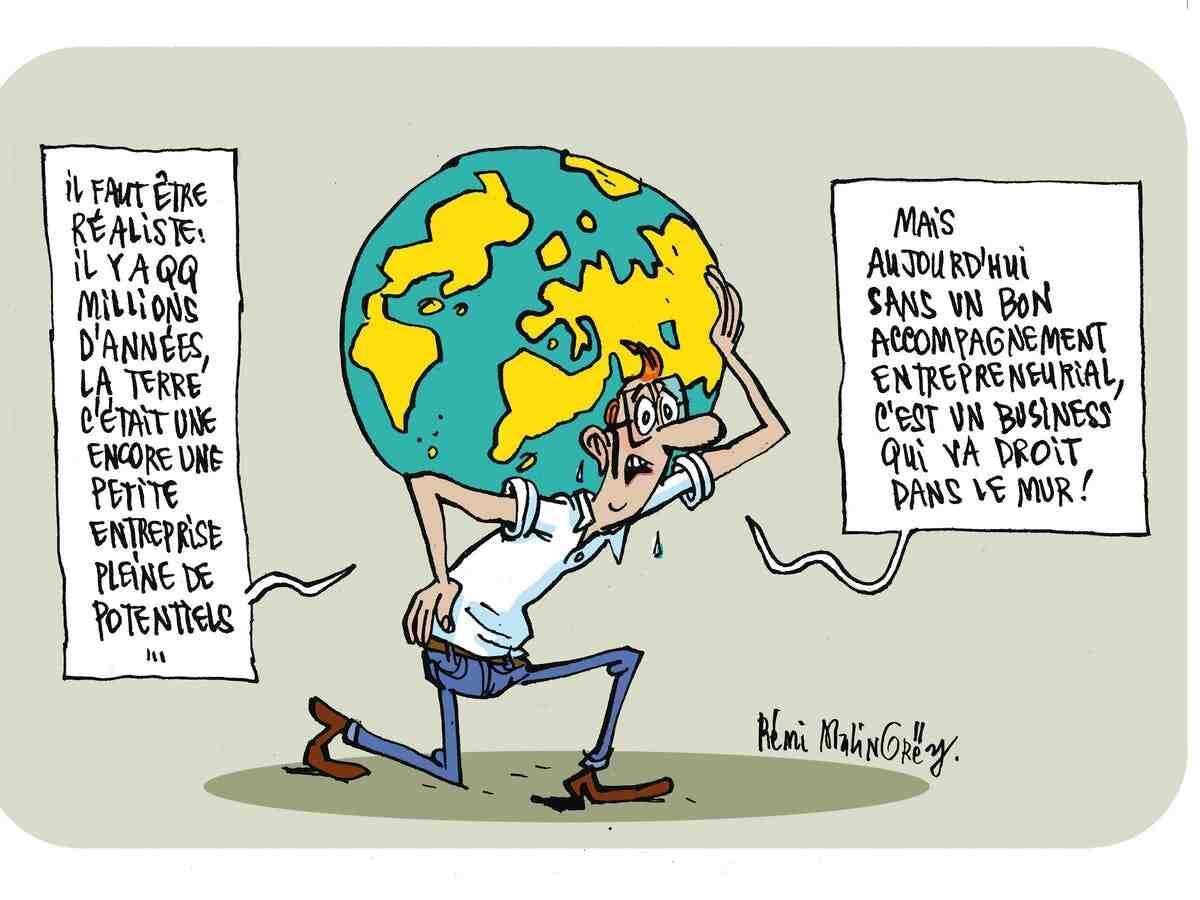 Qu'est-ce qu'un écosystème durable?