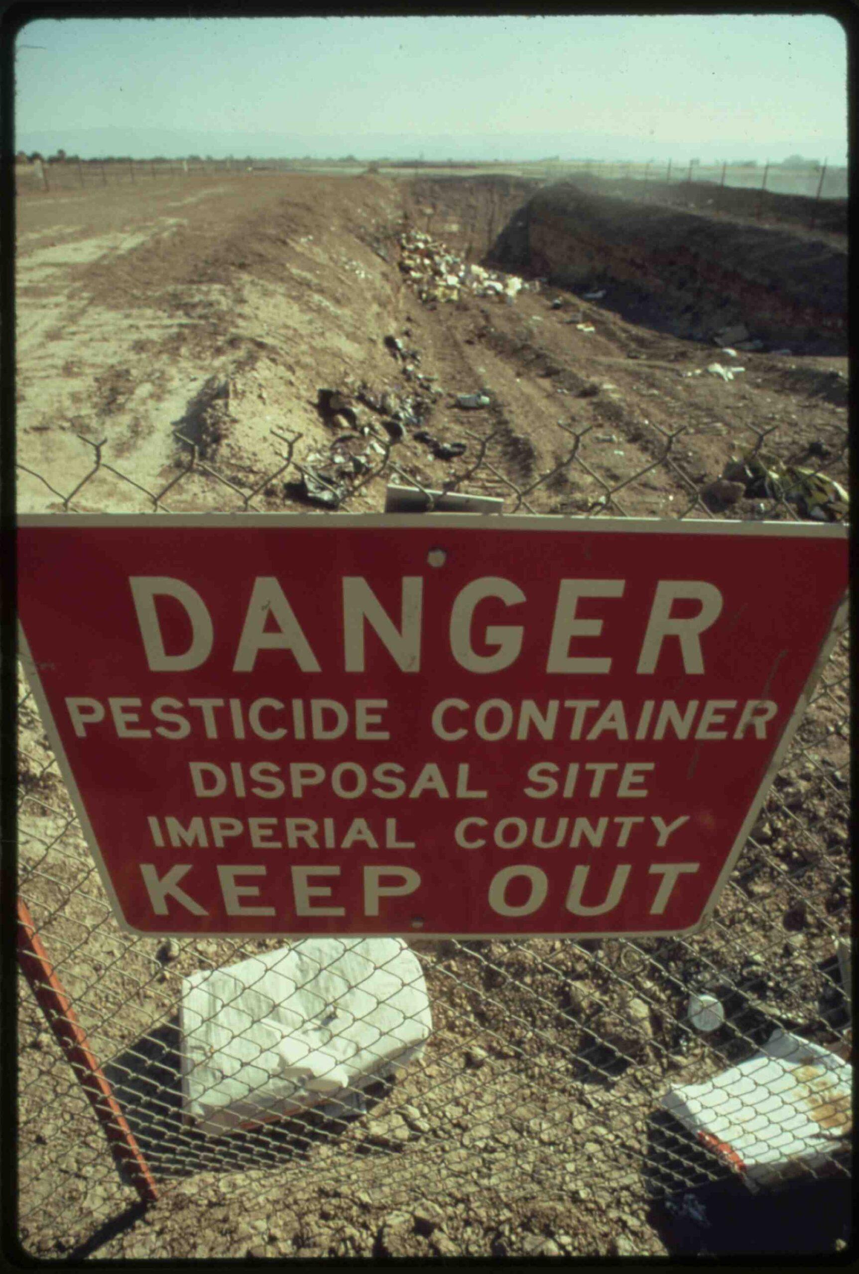 Quels déchets sont dangereux pour la nature et pour notre santé?