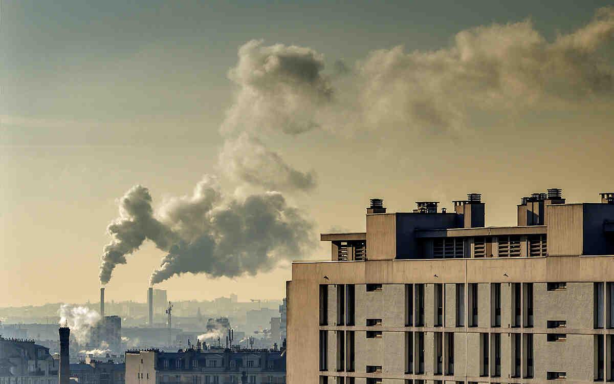 Qui est responsable de la pollution?