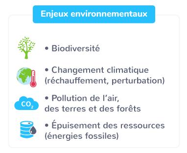 Quel est le but de l'étude de l'écologie?