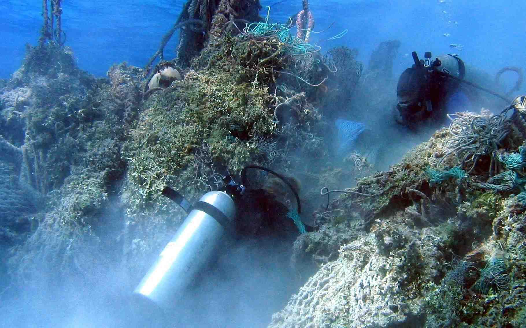 Quelles sont les causes de la pollution marine ?