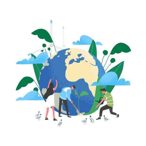 Comment réduire mon impact sur l'environnement ?
