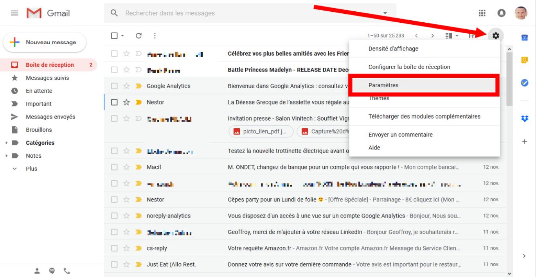 Pourquoi ne pas supprimer vos e-mails sales ?