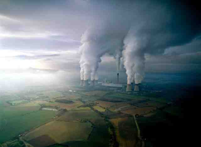 Quel est l'impact des 4 usines sur l'environnement ?