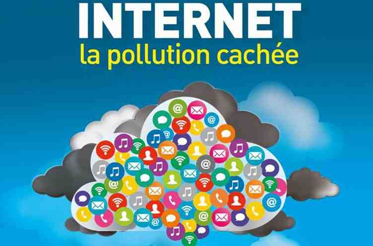Quel est l'impact écologique de l'utilisation d'Internet ?